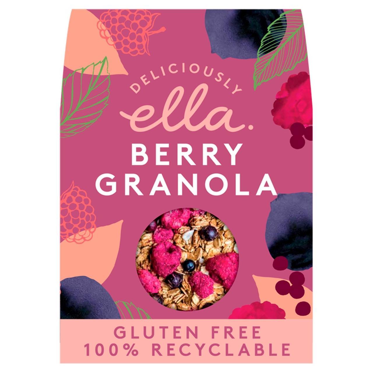 Deliciously Ella Berry Granola – The Full English Company
